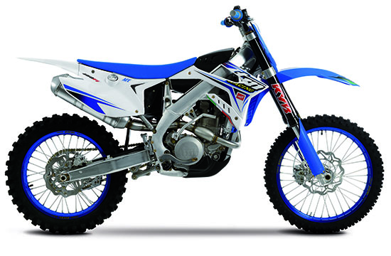 TM Racing MX 450 F ES Cross #3