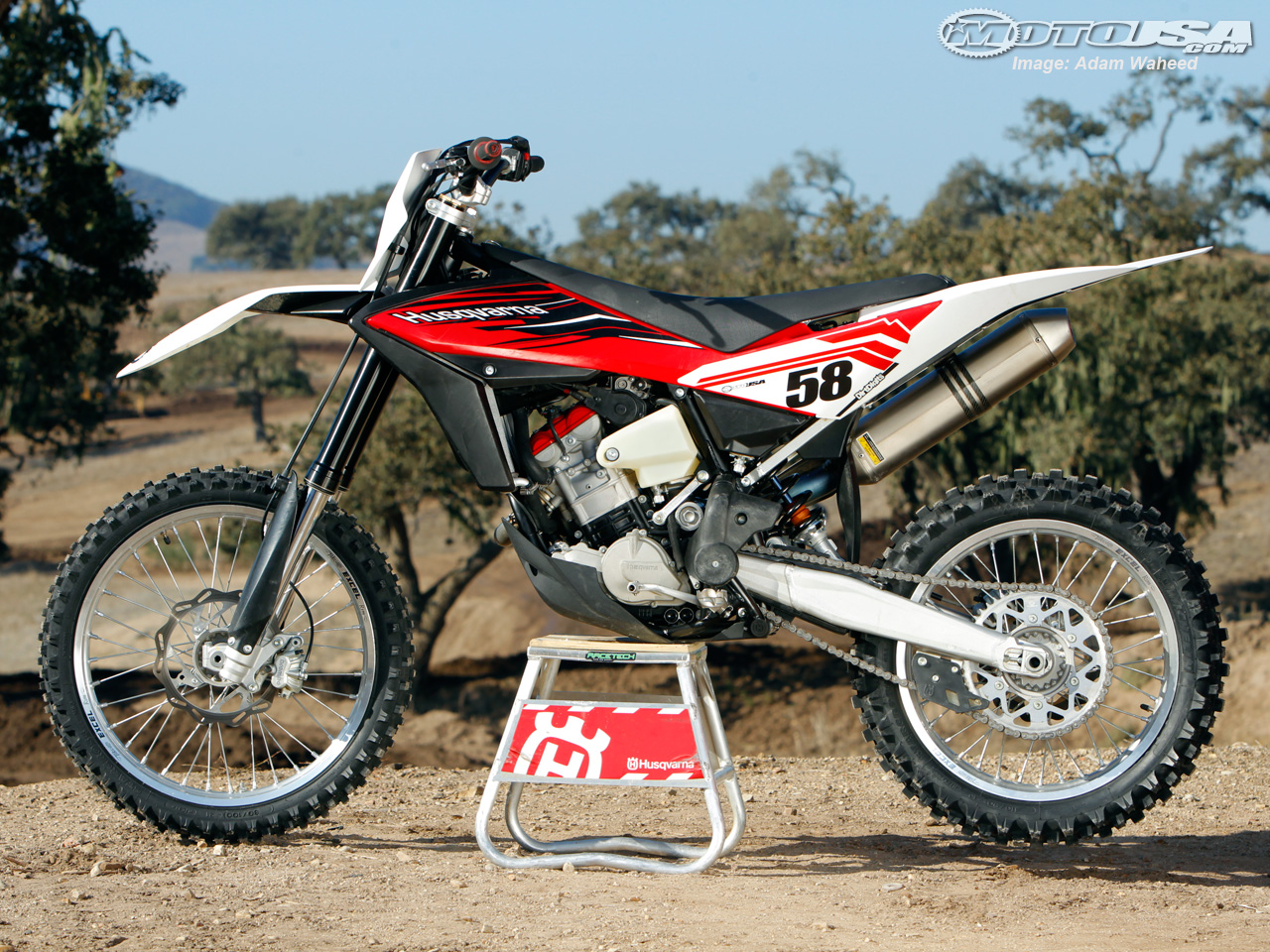 TM Racing MX 450 F ES Cross #6