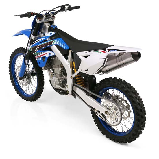 TM Racing MX 530 F #2