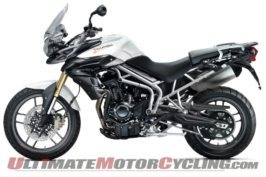 2011 Triumph New Tiger 800 #2