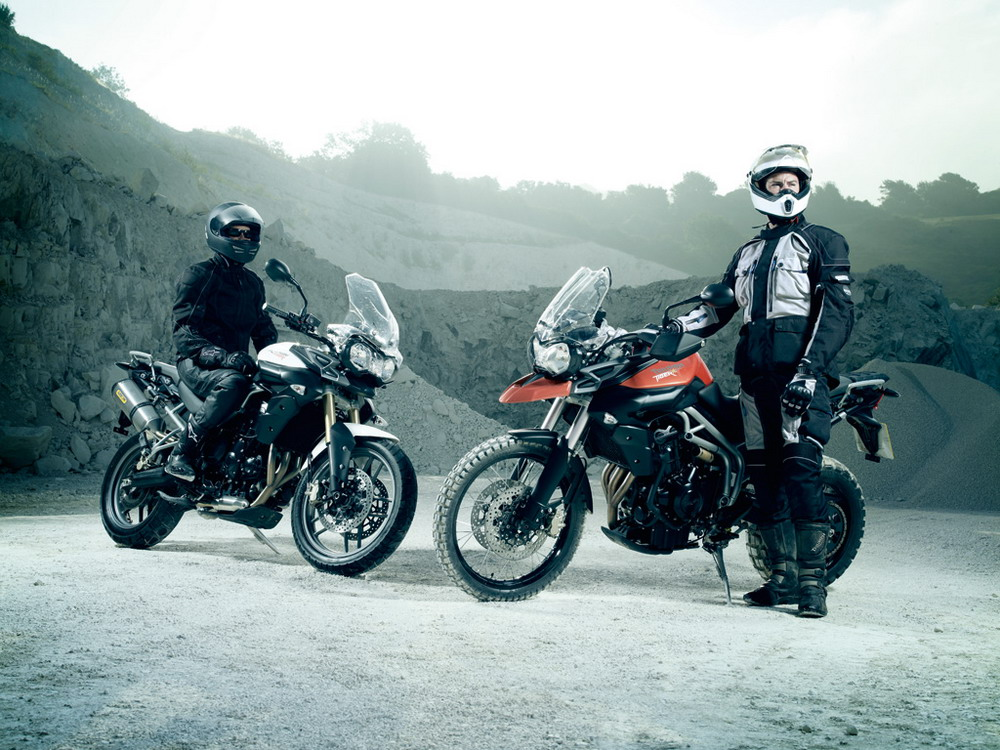 2011 Triumph New Tiger 800 #10