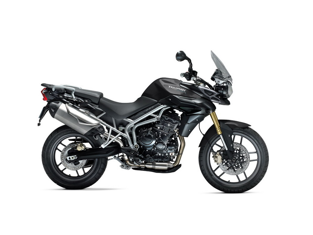 2011 Triumph New Tiger 800 #3