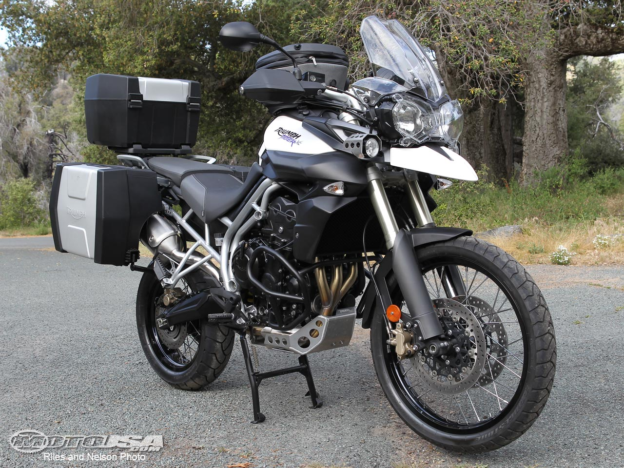 2011 Triumph New Tiger 800 #6