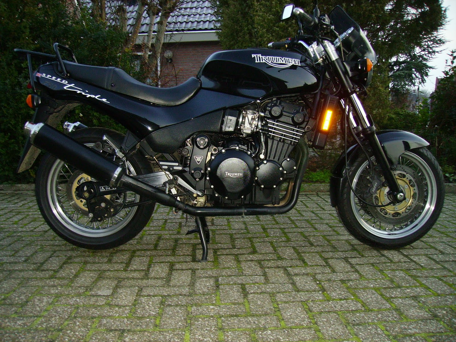 1996 Triumph Speed Triple 900 #5