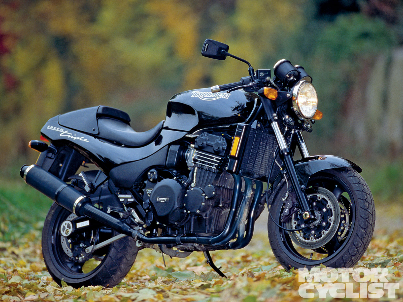 Triumph Speed Triple 900 #4