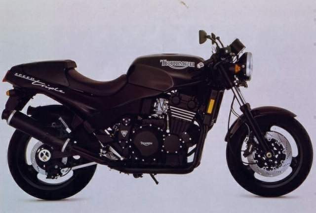 Triumph Speed Triple 900 #1