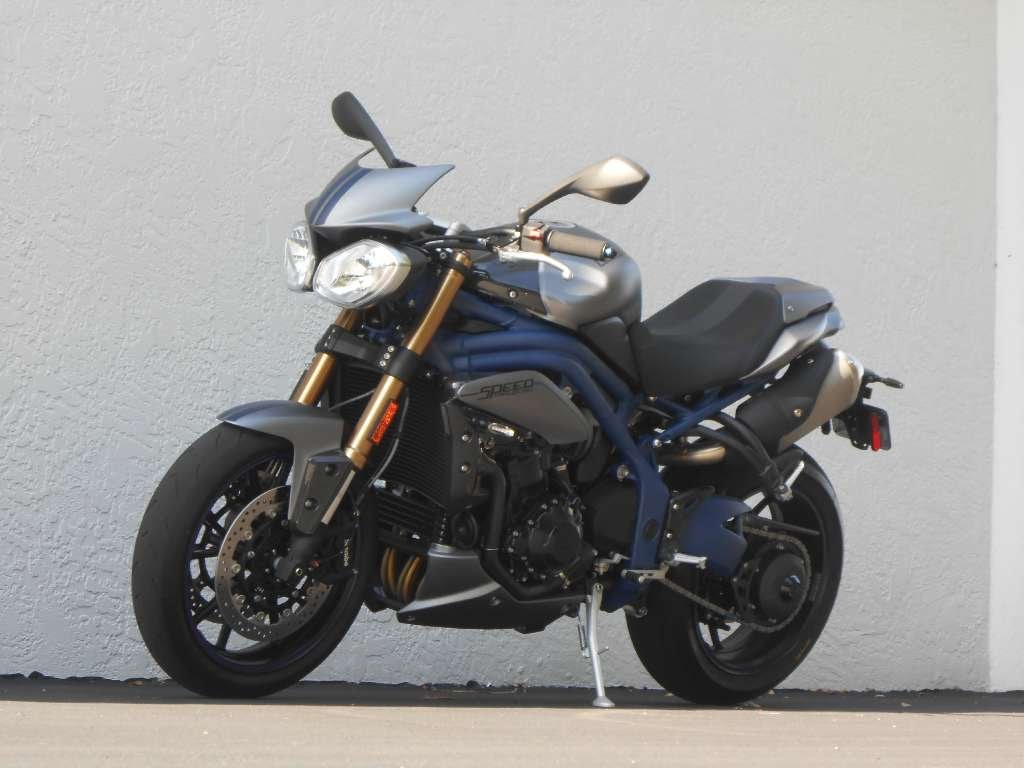 Triumph Speed Triple SE #7