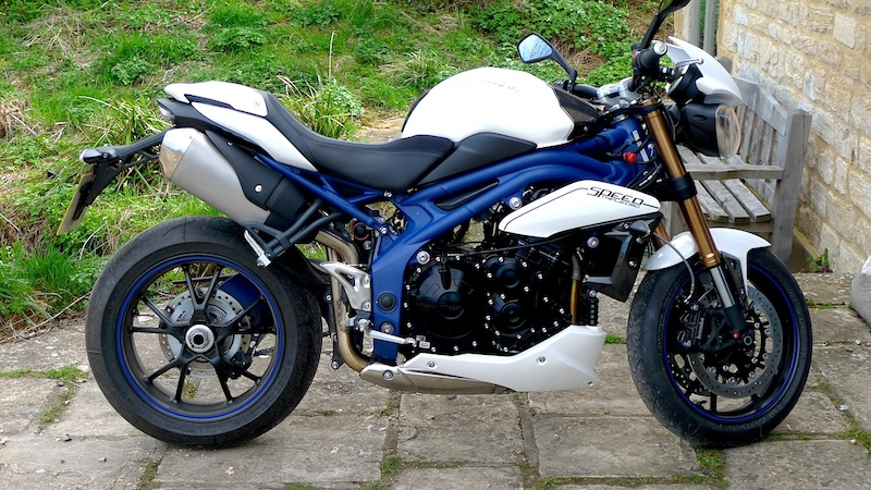 Triumph Speed Triple SE #4