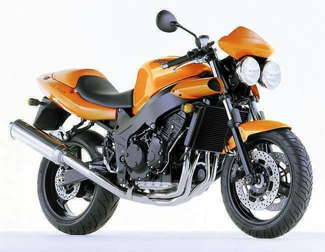 1997 Triumph Speed Triple T509 #3