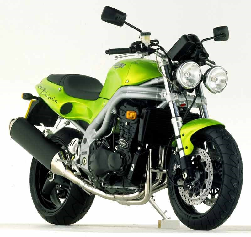 1999 Triumph Speed Triple #6