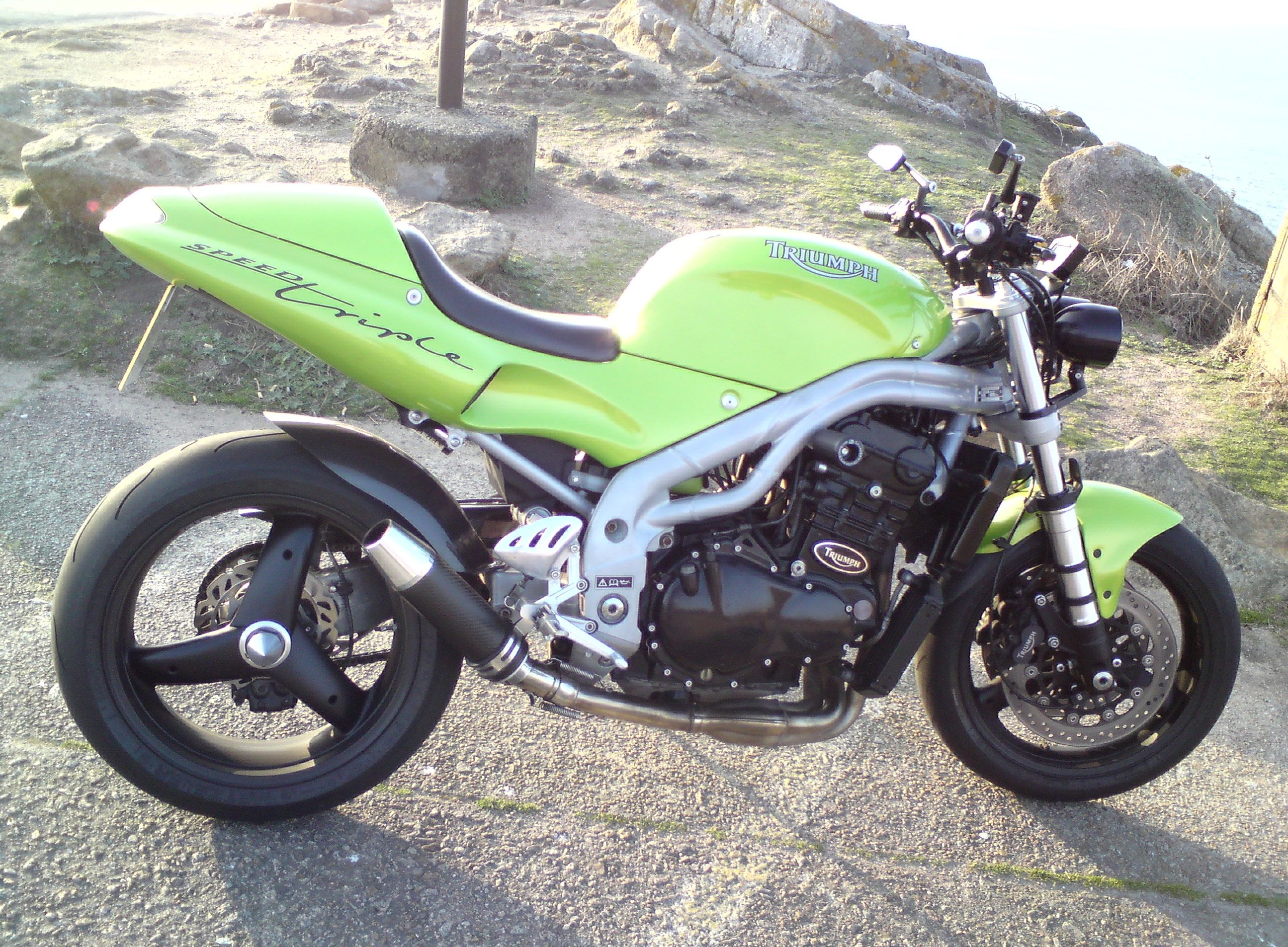 1999 Triumph Speed Triple #1