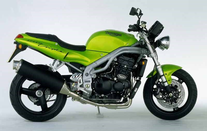 1999 Triumph Speed Triple #5
