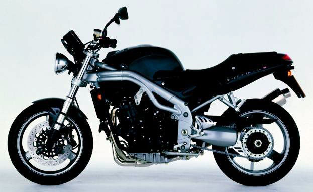 1999 Triumph Speed Triple #7