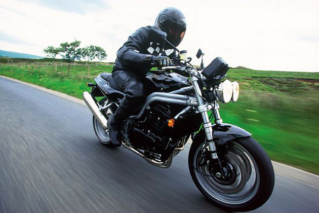1999 Triumph Speed Triple #9