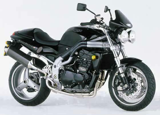 1999 Triumph Speed Triple #3