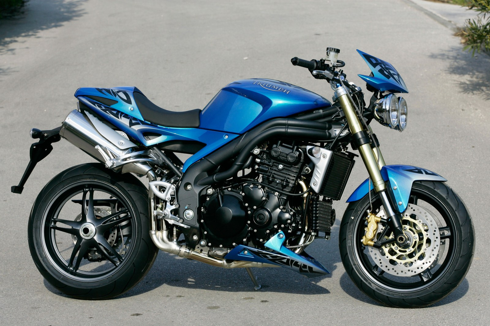 2005 Triumph Speed Triple #3