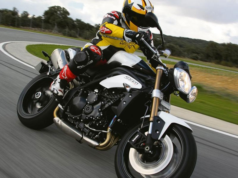 2011 Triumph Speed Triple #2
