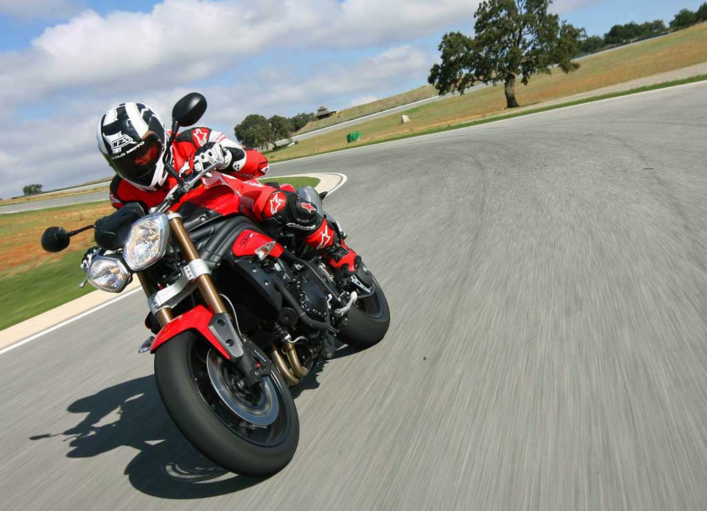 2011 Triumph Speed Triple #4
