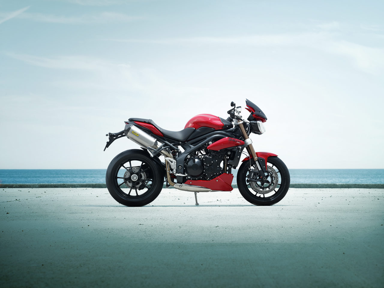 2011 Triumph Speed Triple #5