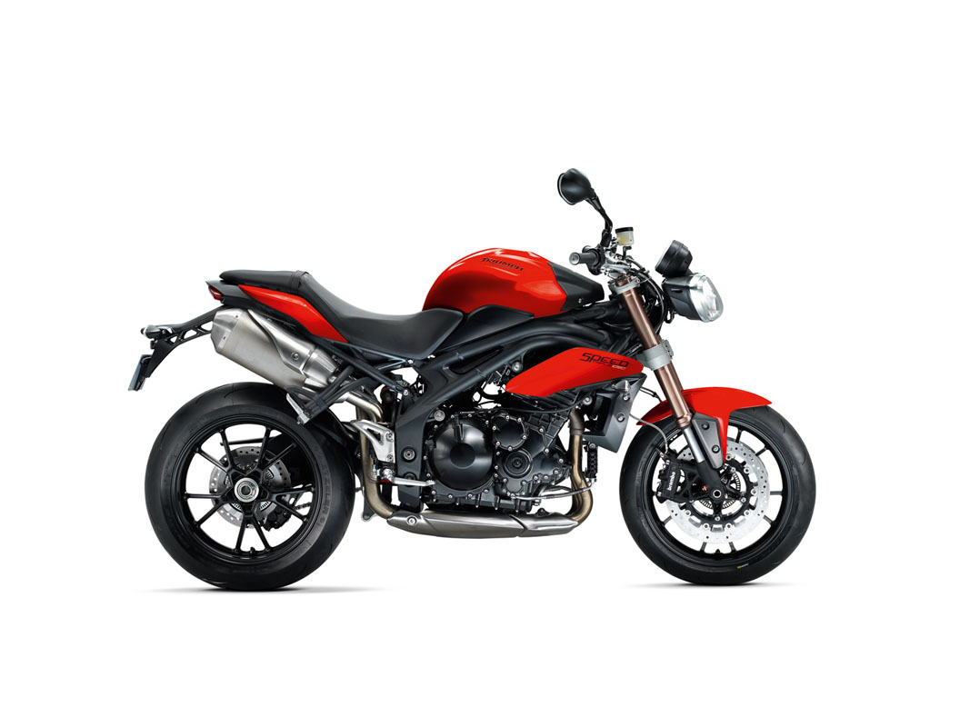 2011 Triumph Speed Triple #10