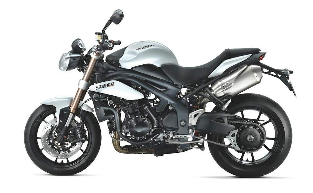 2011 Triumph Speed Triple #1