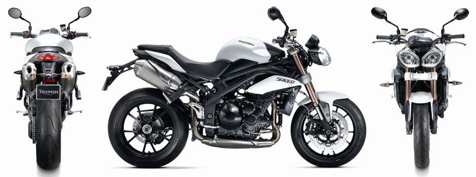 2011 Triumph Speed Triple #8