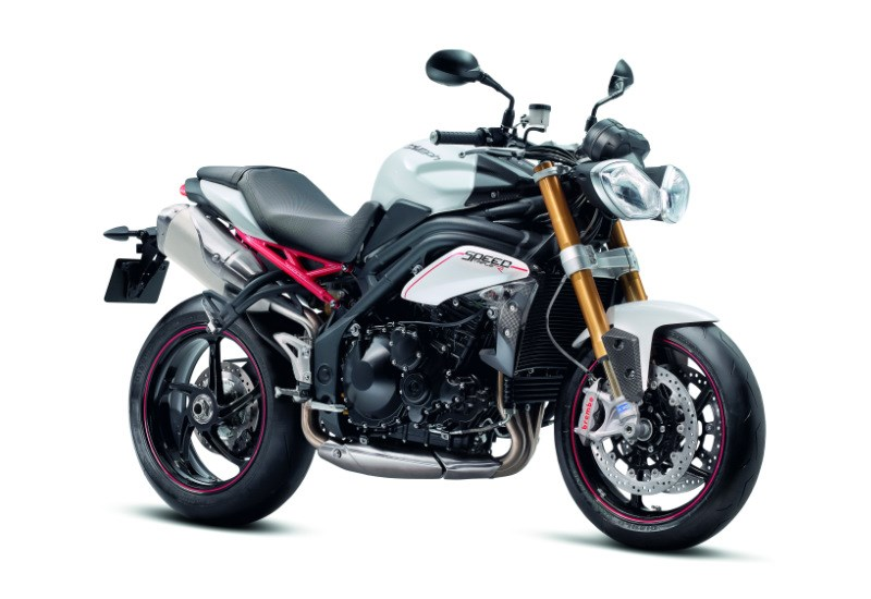 2012 Triumph Speed Triple #3