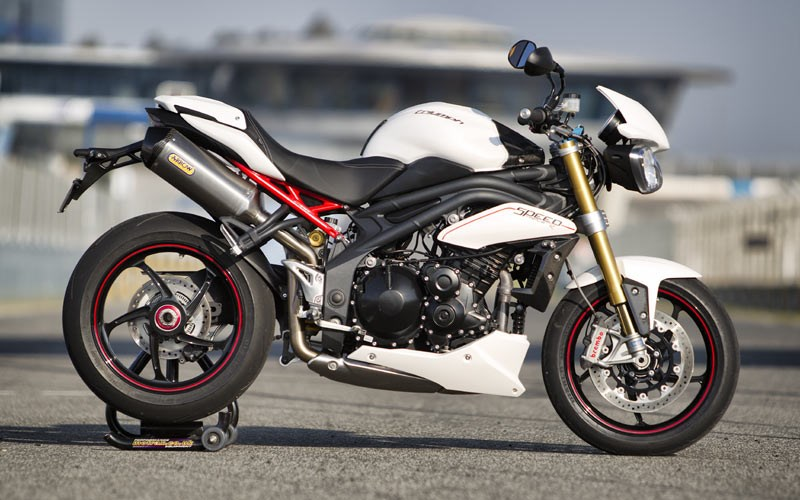 2012 Triumph Speed Triple #4