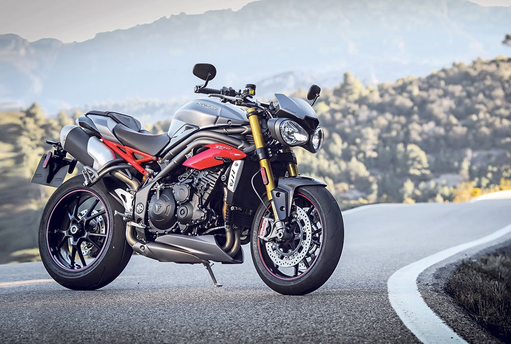 Triumph Speed Triple #3