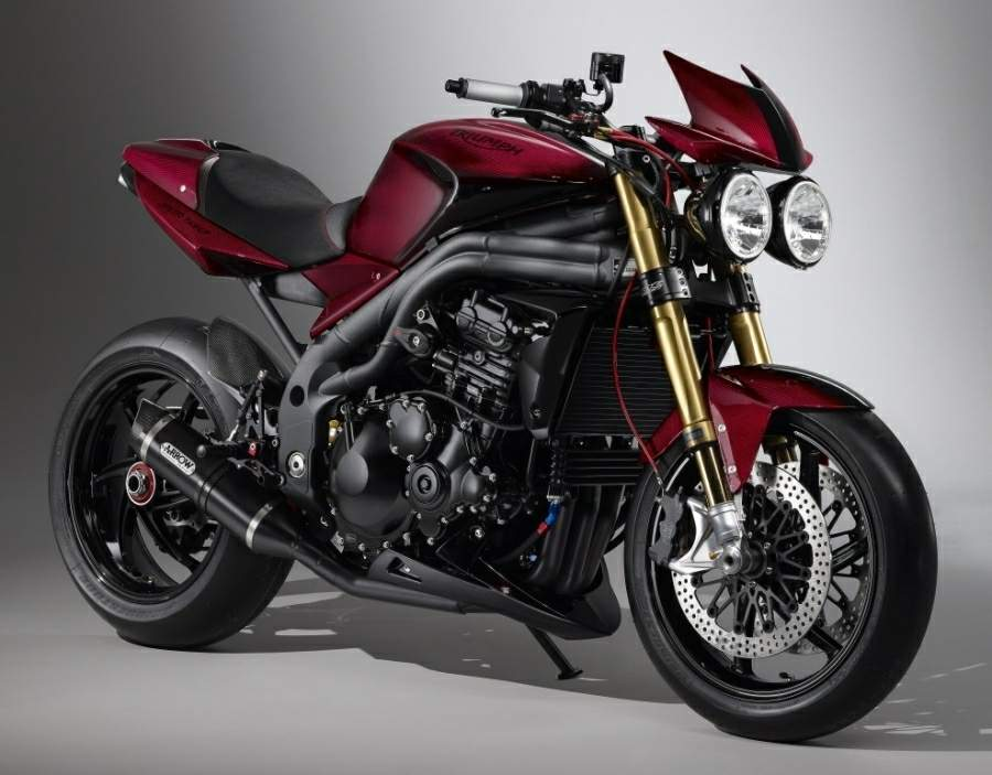 Triumph Speed Triple #6