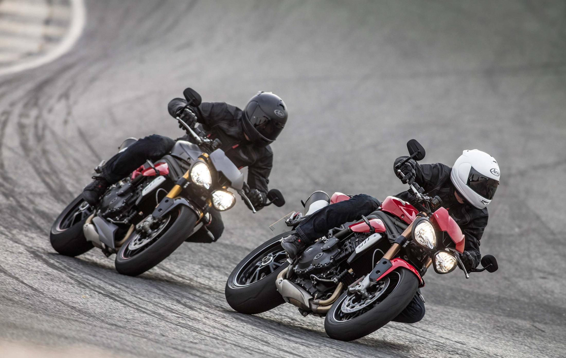 Triumph Speed Triple #1