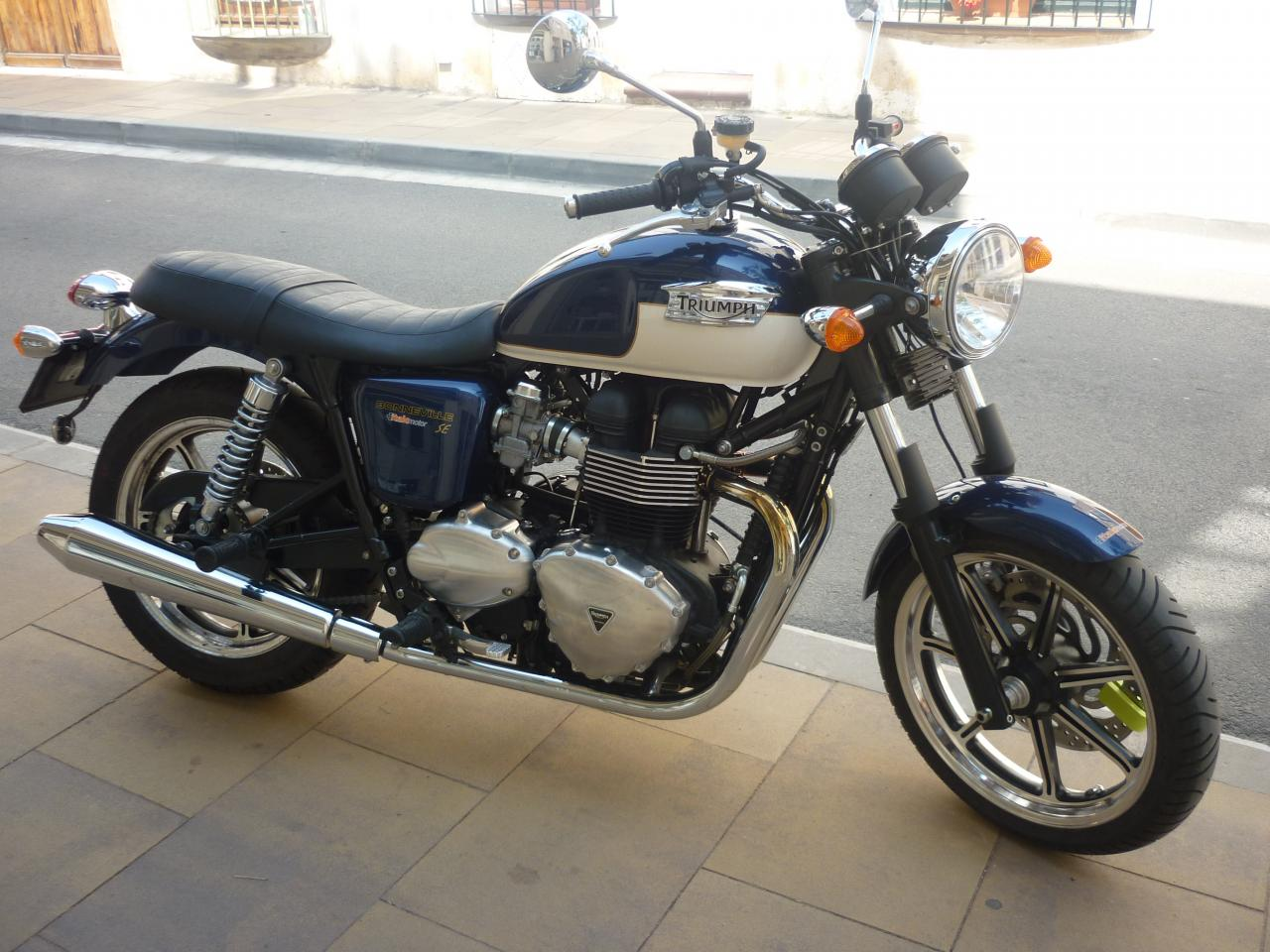 Triumph T140 ES Bonneville Royal Limited Edition (Eureopean) #2