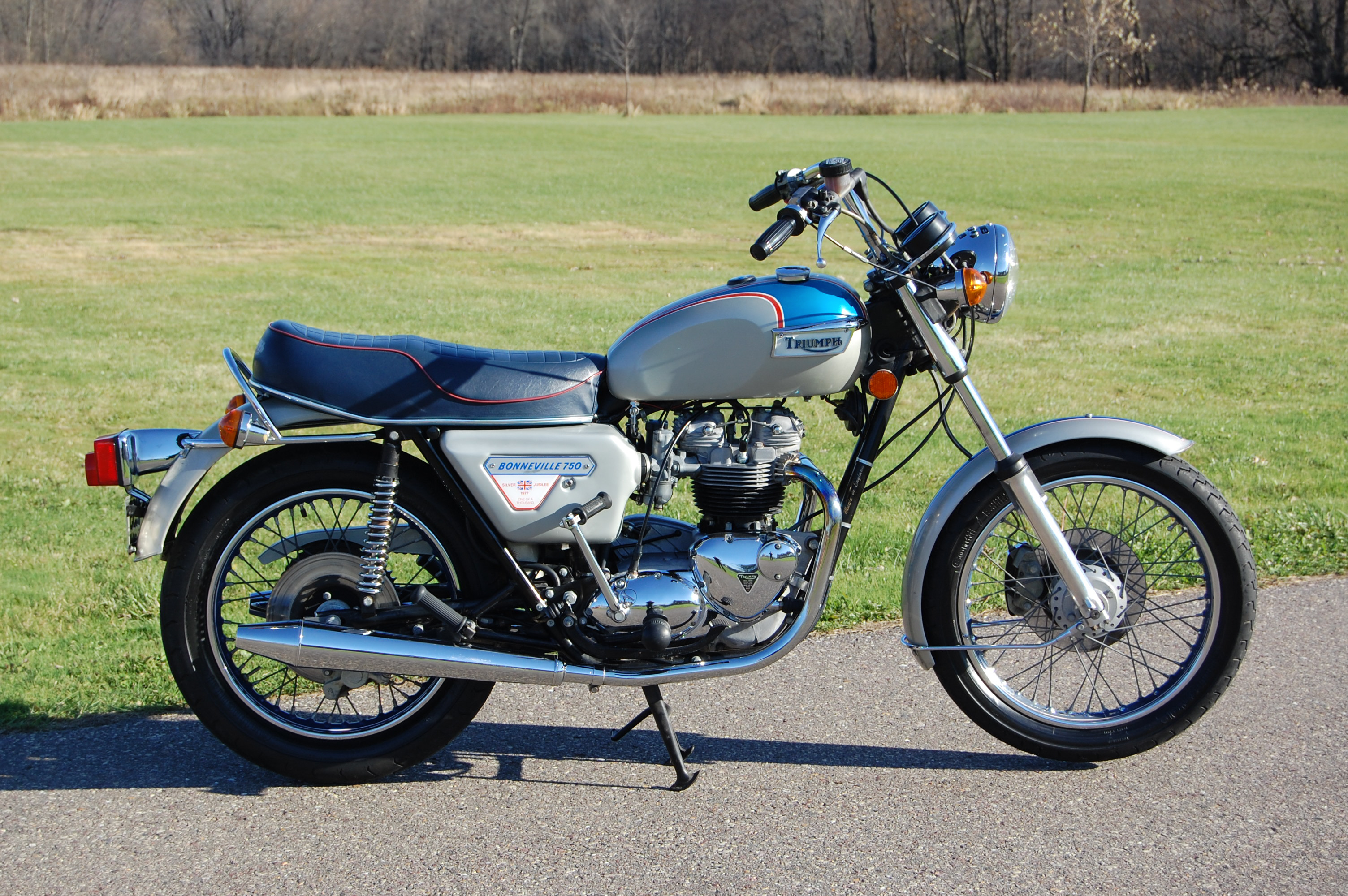 Triumph T140 ES Bonneville Royal Limited Edition (Eureopean) #1