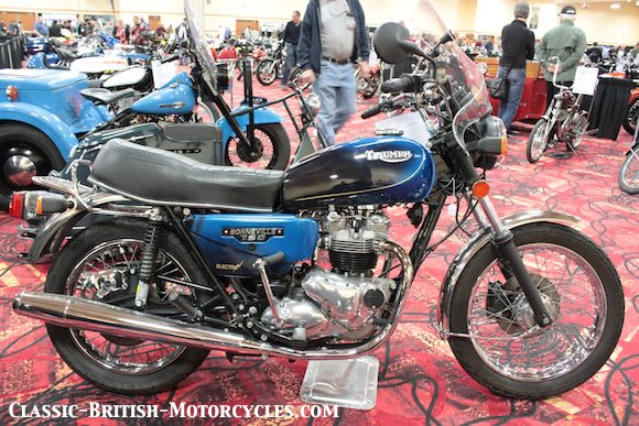 Triumph T140 ES Bonneville Royal Limited Edition (Eureopean) #3