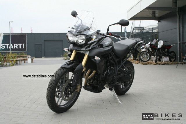 Triumph Tiger 800 ABS #7