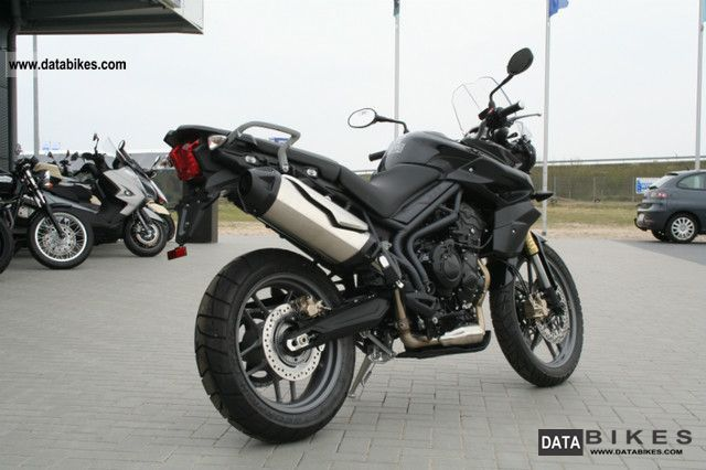 Triumph Tiger 800 ABS #6