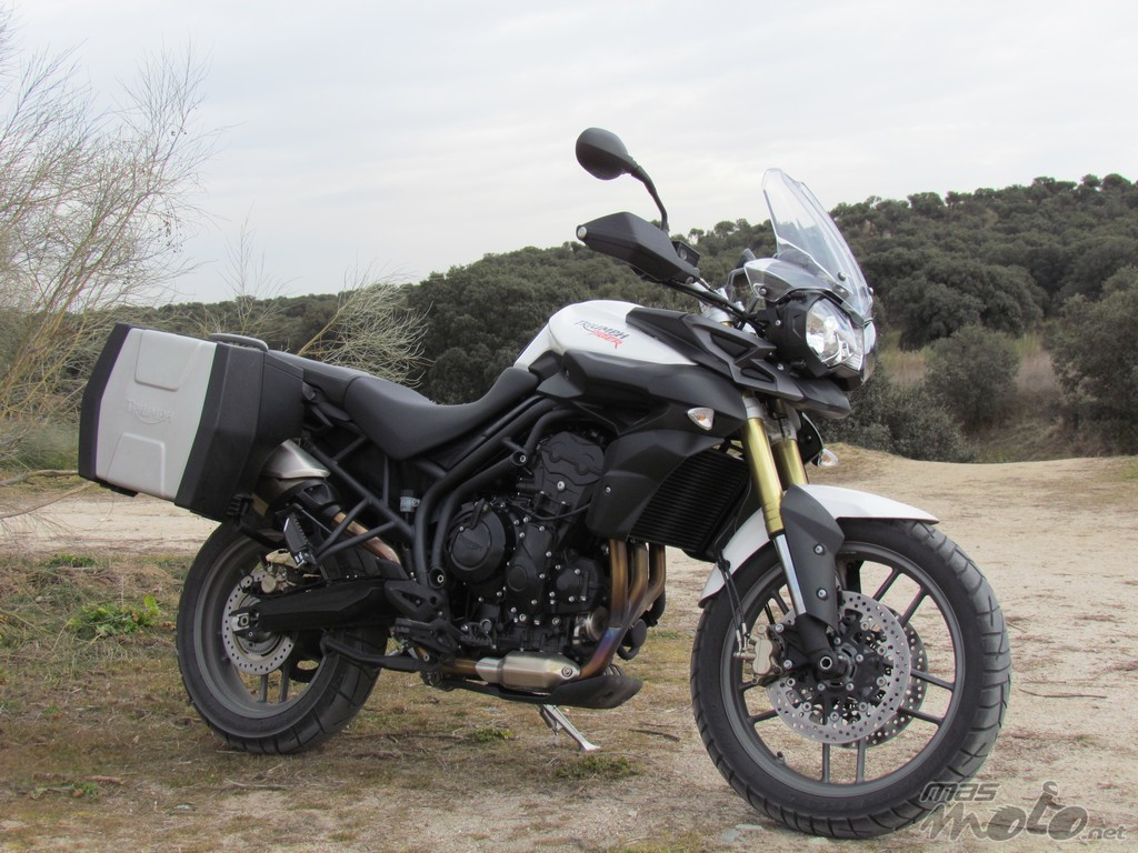 Triumph Tiger 800 ABS #4