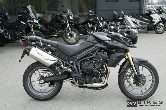 Triumph Tiger 800 ABS #2