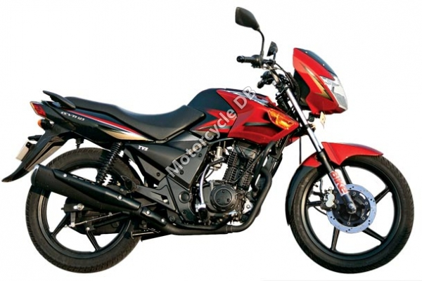 2011 TVS Flame DS 125 #3