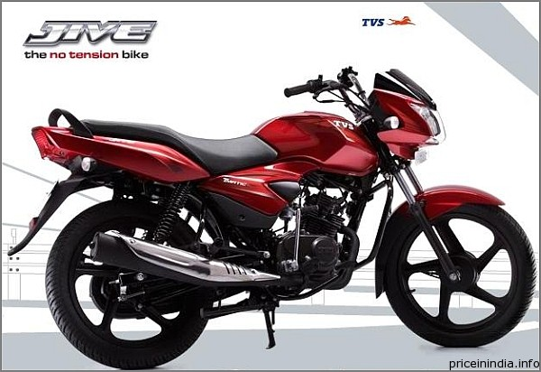 2011 TVS Flame DS 125 #5