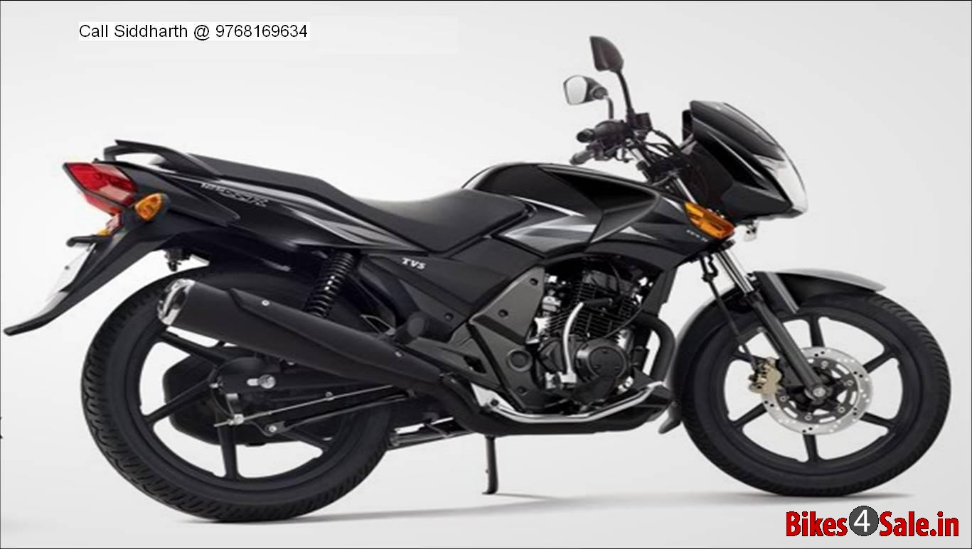 2011 TVS Flame DS 125 #2