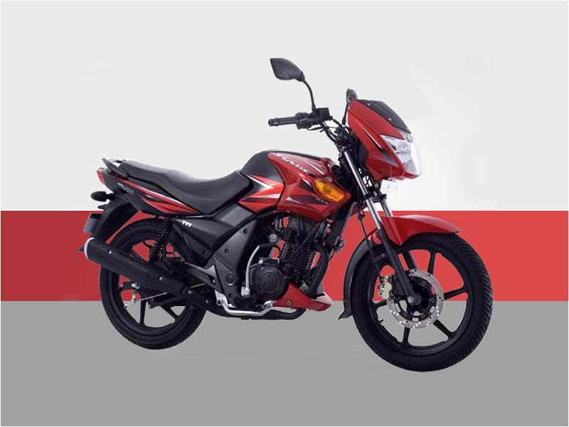 TVS Flame DS 125 #3