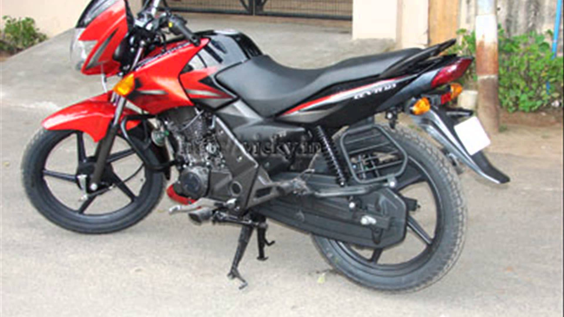 TVS Flame DS 125 #9
