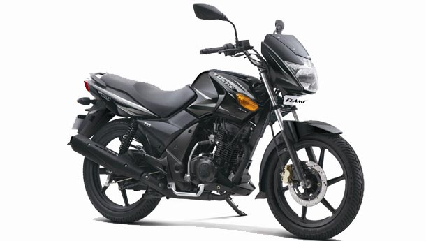 TVS Flame DS 125 #1