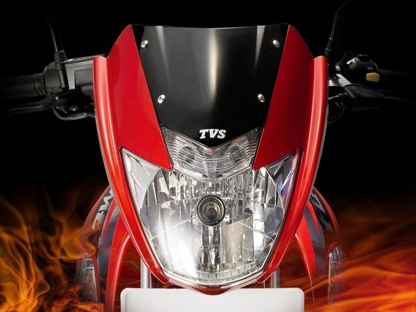 TVS Flame DS 125 #7