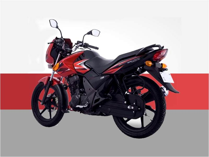 TVS Flame DS 125 #2