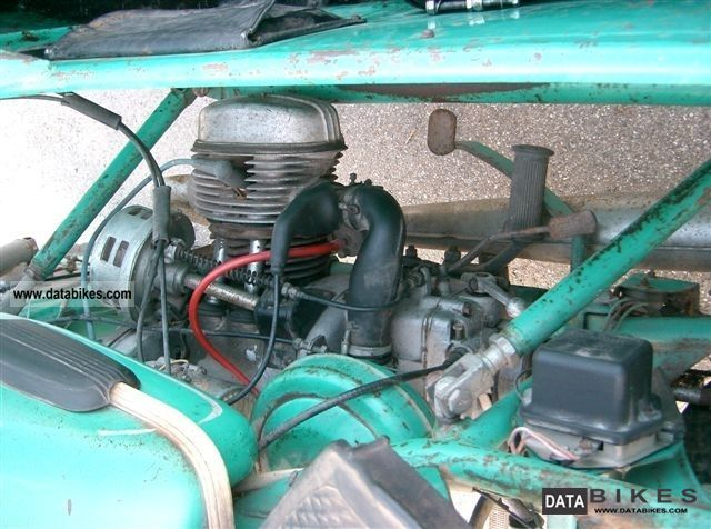 1980 Ural M-63 (with sidecar) #10