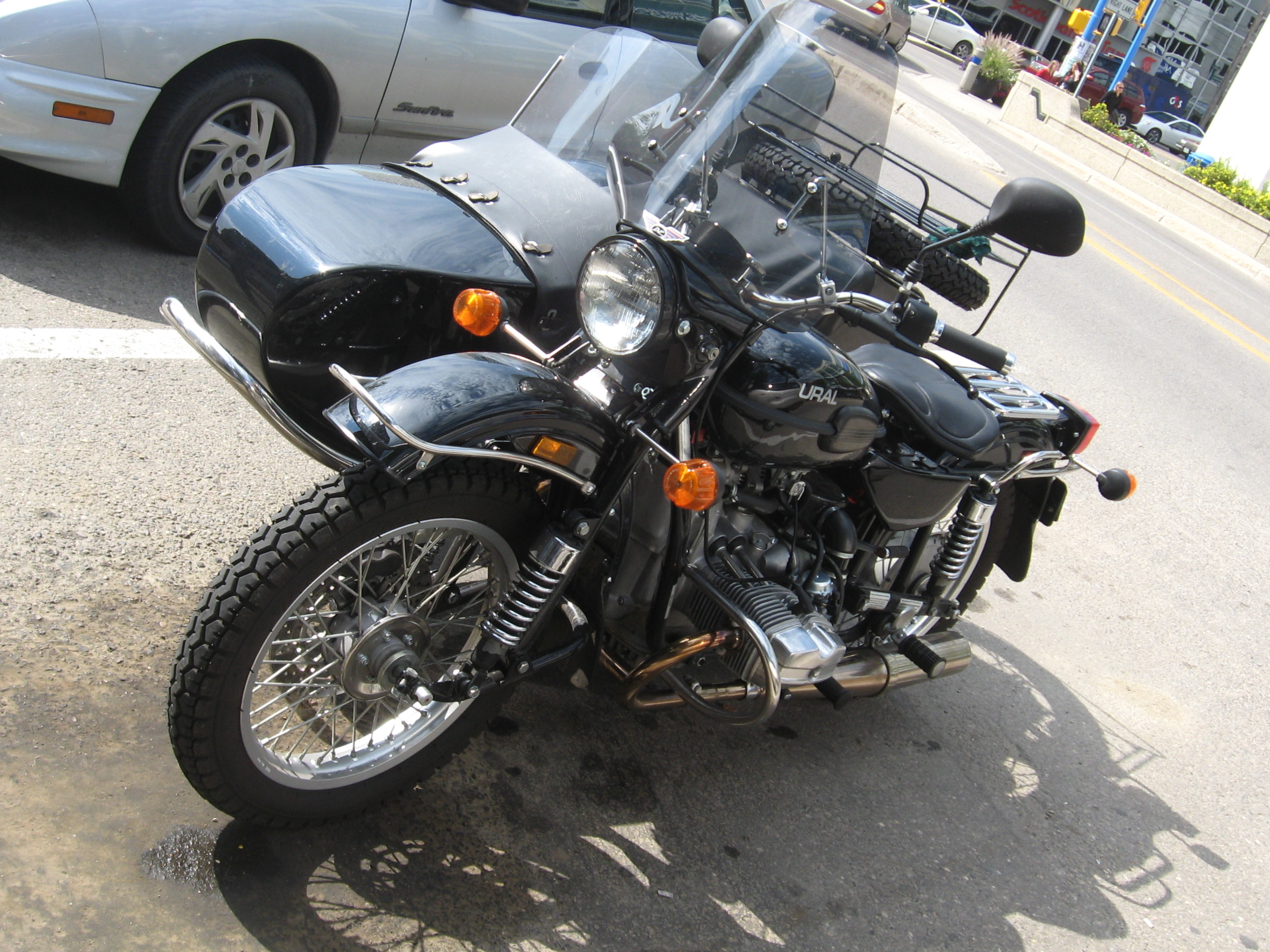 1980 Ural M-63 (with sidecar) #9