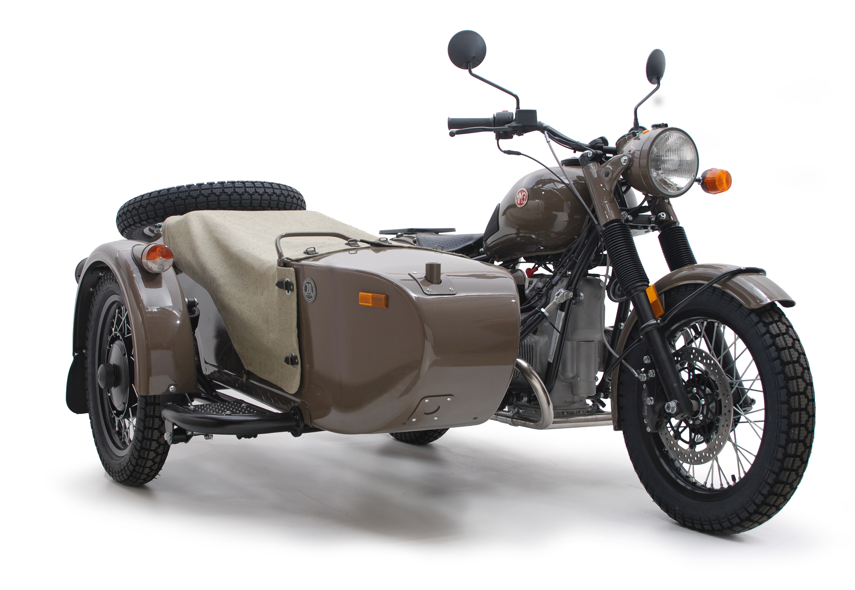 1980 Ural M-63 (with sidecar) #5