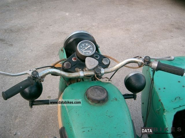 1980 Ural M-63 (with sidecar) #7